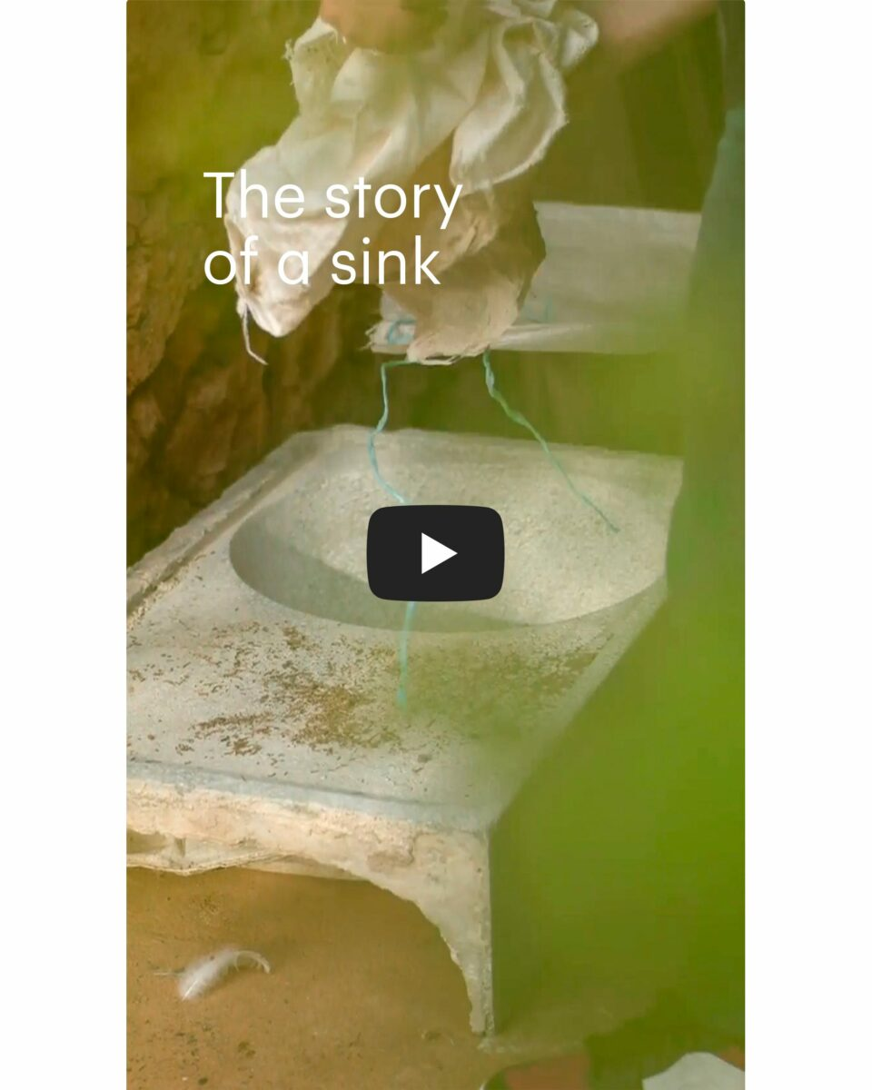 the story of a sink video