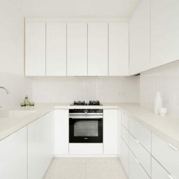 Huguet Customised terrazzo sink, kitchen tops and tiles