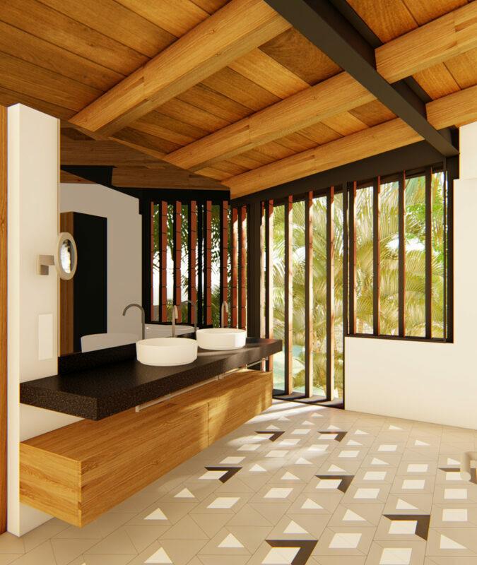 Huguet Mallorca tiles colection by Carme Pinós
